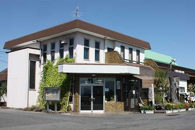 奈良県花き植木農業協同組合,組合概要,外観